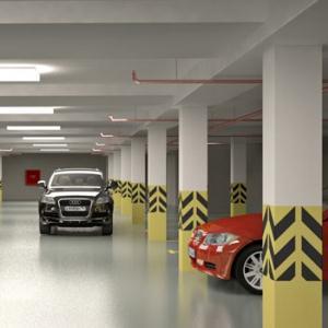 Автостоянки, паркинги Ахтырского