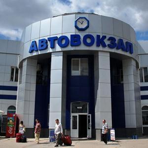 Автовокзалы Ахтырского