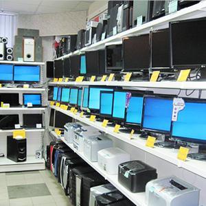 Компьютерные магазины Ахтырского