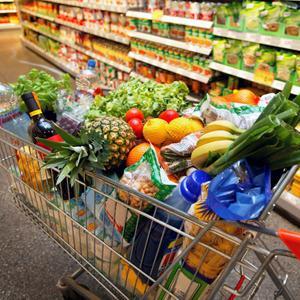 Магазины продуктов Ахтырского
