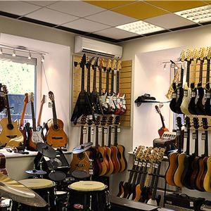 Музыкальные магазины Ахтырского