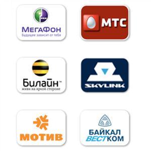 Операторы сотовой связи Ахтырского