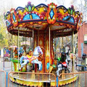 Парки культуры и отдыха Ахтырского