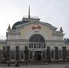 Железнодорожные вокзалы в Ахтырском