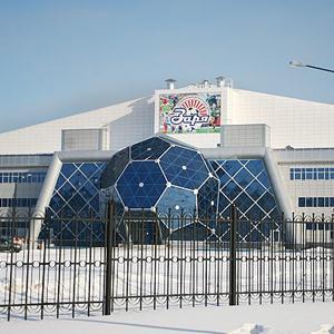 Спортивные комплексы Ахтырского