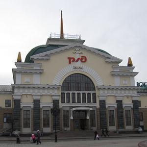 Железнодорожные вокзалы Ахтырского